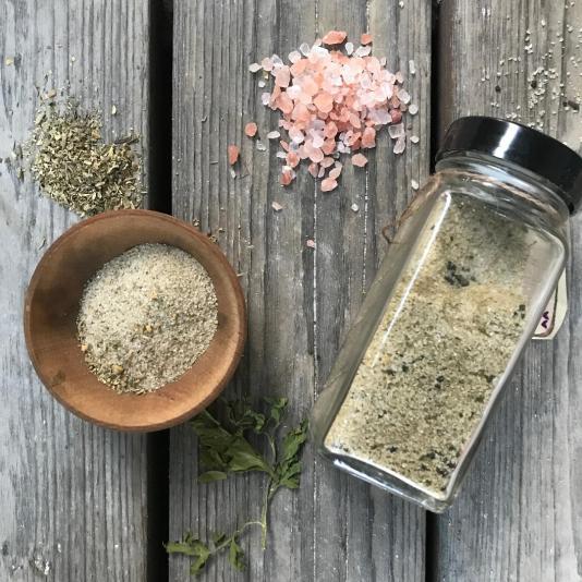 herbs in kitchen 2